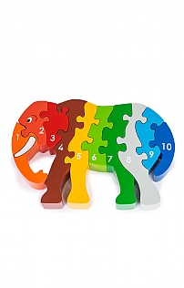 Wooden Animal Jigsaw