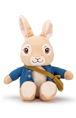 Beatrix Potter Talking Soft Toy