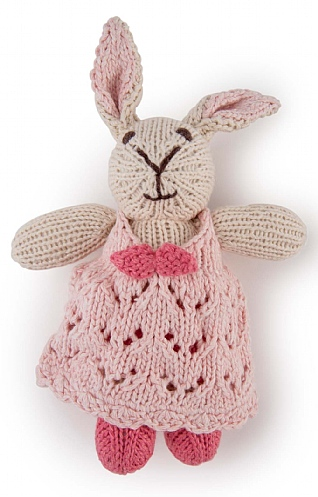 Small Rabbit Soft Toy