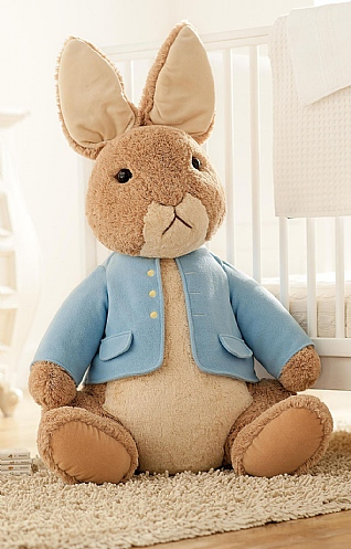 Jumbo Beatrix Potter Peter Rabbit Soft Toy