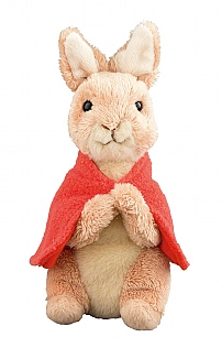 Small Beatrix Potter Soft Toy Characters