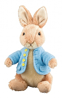 Small Beatrix Potter Soft Toys