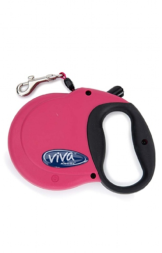 Viva Retractable Dog Lead