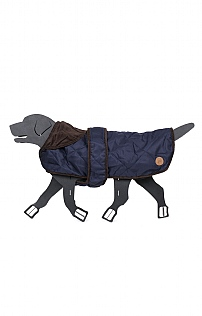 Large Quilted Dog Coat