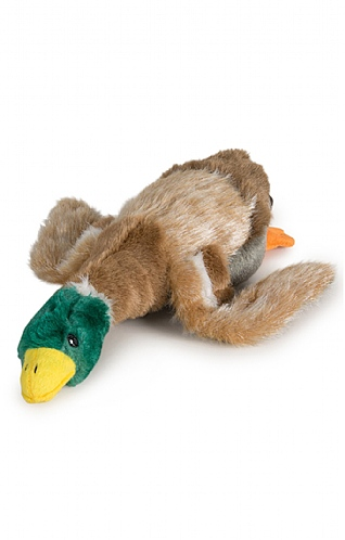 Medium Duck Squeaker Dog Toy