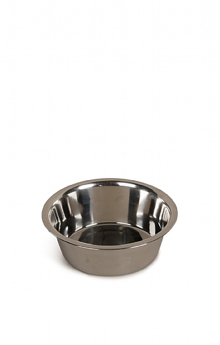 Small Stainless Steel Non-Slip Dog Bowl