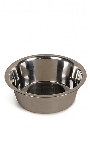 Large Stainless Steel Non-Slip Dog Bowl
