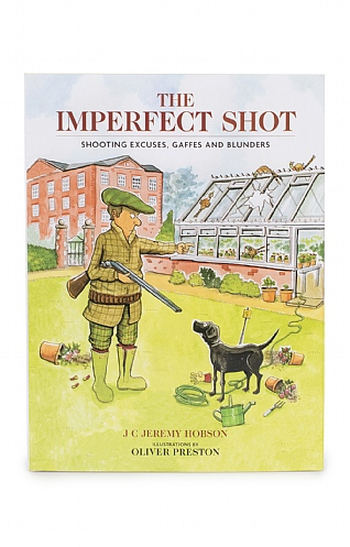 The Imperfect Shot by J.C.J. Hobson
