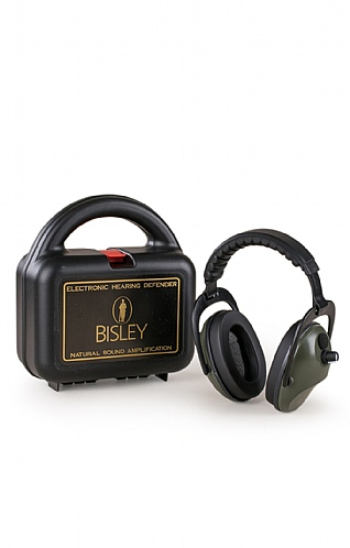 Bisley Electronic Hearing Defenders