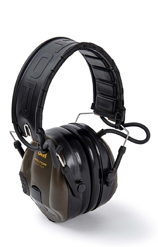 Sporttac Electronic Hearing Defenders