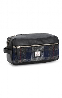 Harris Tweed Wash Bag 258f231713554