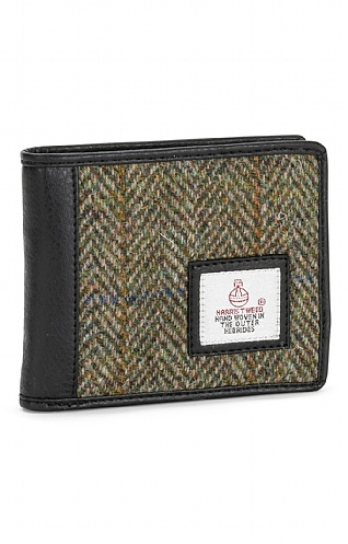 Harris Tweed Wallet/Coin Purse