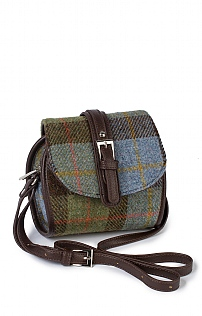 Harris Tweed Mini-Bag