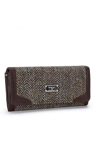 Bute Harris Flapover Purse