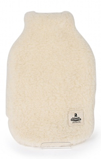 Pure New Wool Hot Water Bottle Cover