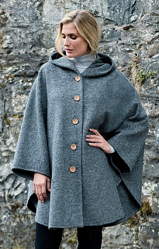 Ladies Wool Cape