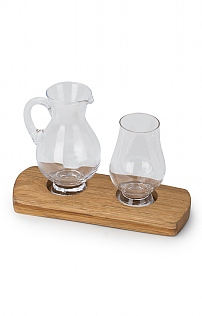 Whisky Glass & Jug