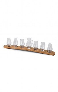 6 Whisky Glasses & Jug