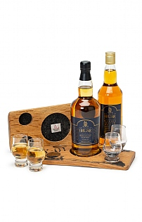 Highland Dram Whisky Barrel Set