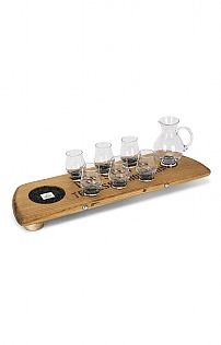 Ultimate Dram Whisky Barrel Set