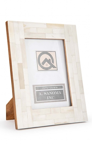 Mother of Pearl Bone Photo Frame