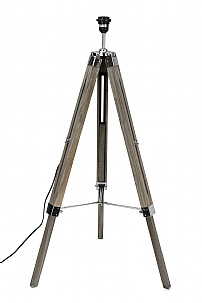 Tripod Floor Lamp Base