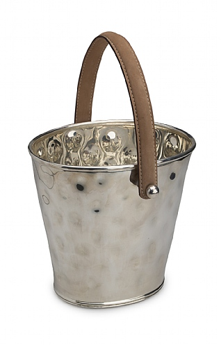 Leather Handled Wine Cooler