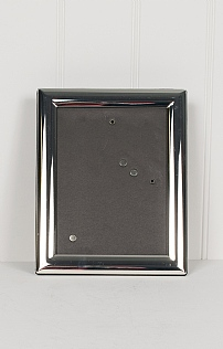 6x8 inch Silver Plated Photo Frame