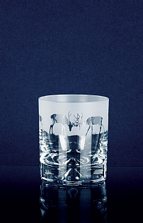 30cl Crystal Whisky Tumbler