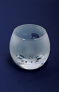 Crystal Tealight Holder