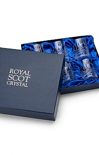 Set of Royal Scot Whisky Tumblers