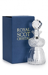 Royal Scot Crystal 26oz Thistle Decanter