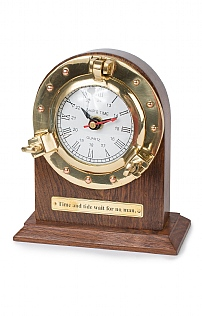 Time and Tide Porthole Clock