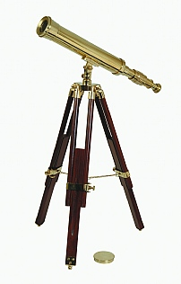 Brass Harbour Master Telescope