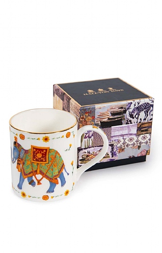 Halcyon Days Elephant Mug