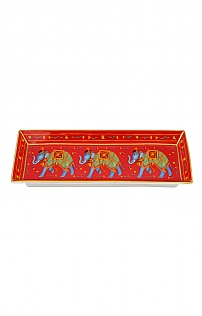 Halcyon Days Elephant Tray