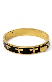 Halcyon Days Bee Hinged Bangle