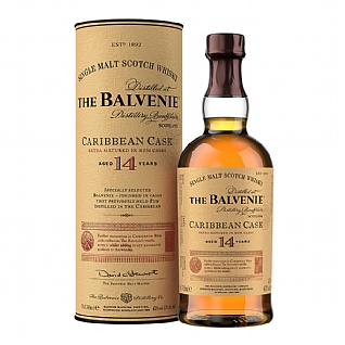 William Grant & Sons Balvenie Caribbean Cask