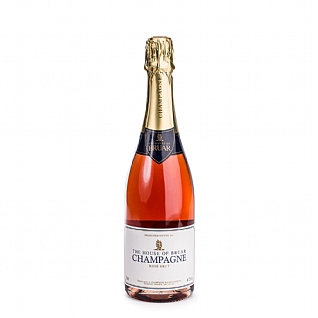 The House Of Bruar Rose Champagne 75cl