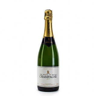 The House Of Bruar Champagne 75cl