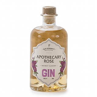 Secret Garden Apothecary Rose Gin 50cl