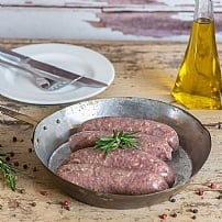 Award Winning Venison Sausages