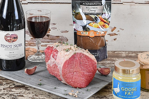 Roast Beef Hamper