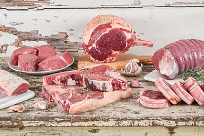 Luxury Meat Hamper