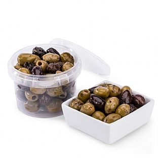 Pitted Olives In Herbes De Provence