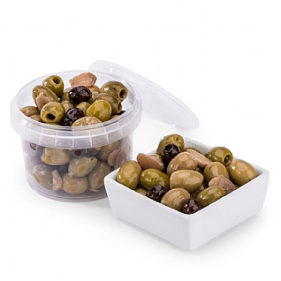 Pitted Pistou Olives