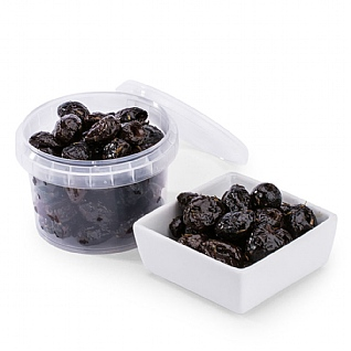 Pitted Black Olives In Herbes De Provence
