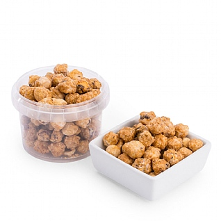 Honey Hazelnuts