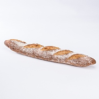 Casella & Pollegato's Wholemeal French Baguette 400g