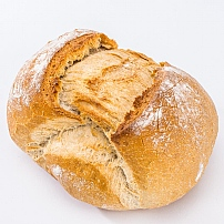 Casella & Pollegato's White Traditional Loaf 500g